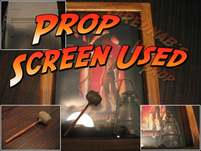 Prop - Screen Used